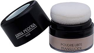 Pó Facial Translúcido - Poudre Libre Translúcido - 6g - Cor 1 Translúcido mais rosado -