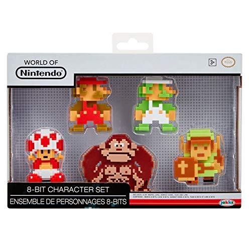 Nintendo World of Juego de Personajes de 8 bits