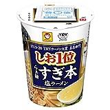 マルちゃん すぎ本 塩ラーメン 95g×12個