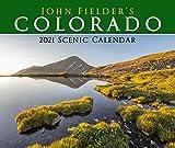 John Fielder s 2021 Scenic Wall Calendar