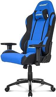 AKRacing AK BL/BK Core Series EX Gaming Chair, Blue/Black