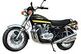 1/12 Nakid Bike No.12 Kawasaki 900 Super Four Plastic Model -