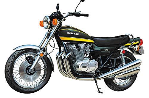 1/12 Nakid Bike No.12 Kawasaki 900 Super Four Plastic Model