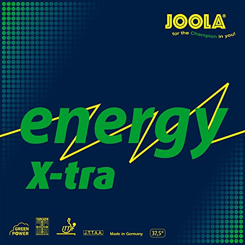 JOOLA Belag Energy Xtra, rot, 1,8 mm
