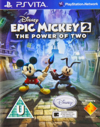 epic mickey 2 ps3 - 5