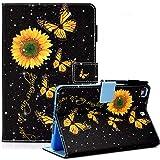 KEROM Coque pour iPad 8/7 (Coque iPad 8ème Génération/ Coque iPad 7ème Génération), Coque iPad...