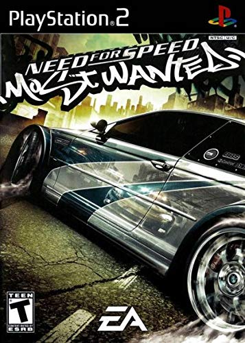 Electronic Arts - EAI03404797 - PS2 NEED FOR SPEED MOST WANTED