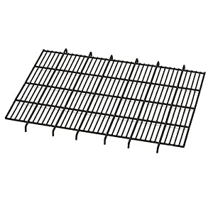 Floor Grid for Dog Crate | Elevated Floor Grid Fits MidWest Folding Metal Dog Crate Models 1524, 1524DD, 424, 424DD