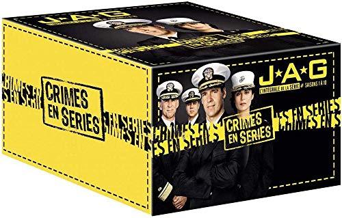 JAG - Im Auftrag der Ehre Komplettbox Staffeln 1 bis 10 - J.A.G. Season 1+2+3+4+5+6+7+8+9+10 [in Deutsch und Englisch]