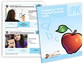 Best fundations pre k teacher's activity guide Reviews