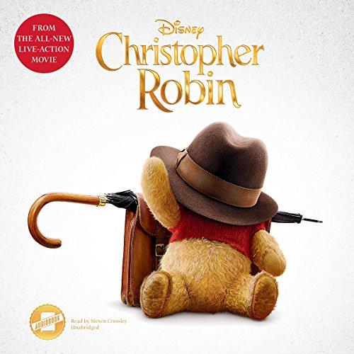Christopher Robin audiobook cover art
