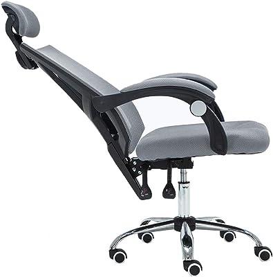 Computadora Silla Oficina Inicio Altura Ajustable Reclinable Silla de Escritorio ergonómica 360 ° Silla de Oficina