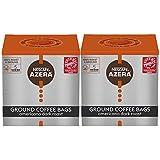 Nescafe Azera Americano Asado 8g Paquete 10's (2 paquetes)