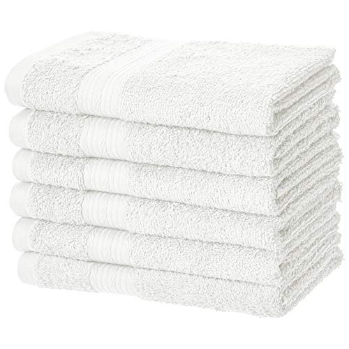 toalla algodon fabricante Amazon Basics