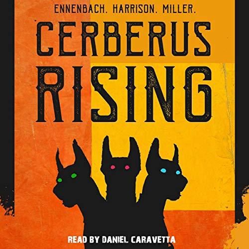 Cerberus Rising cover art