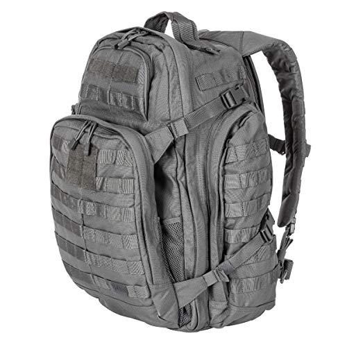 5.11 Tactical Rush 72 Backpack 58602 - Mochila Rush, Adulto, Gris (Tormenta), Talla única