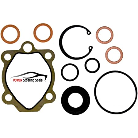 Power Steering Rack and Pinion Seal Kit for Nissan Quest Power Steering Seals