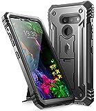Poetic Revolution Series for LG G8 ThinQ Case, Full-Body