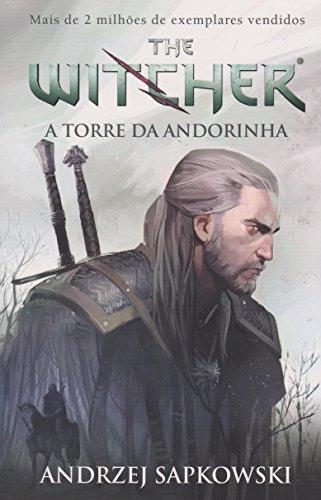 A torre da andorinha - The Witcher - A saga do bruxo Geralt de Rívia (Capa game): The witcher