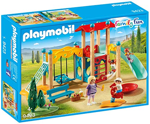 Parc Playmobil City Life