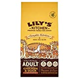 Lily's Kitchen Adult Chicken and Duck Complete Dry Dog Food