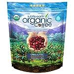 2LB Subtle Earth Organic Coffee - Medium-Dark Roast - Whole Bean - Organic Arabica Coffee - (2 lb) Bag 7 Certified Organic by CCOF - 100% Arabica Coffee - GMO Free 2LB - Whole Bean - Medium-Dark Roast Rich and chocolatey with profound depth of flavor, velvety body, and low acidity