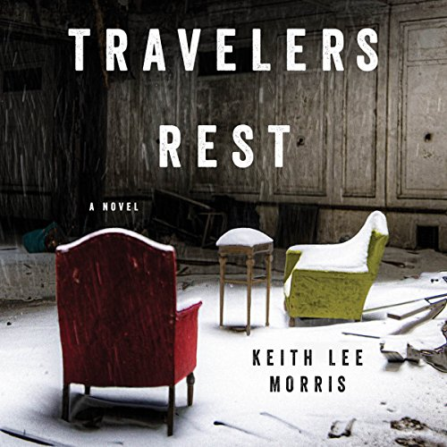 Travelers Rest audiobook cover art