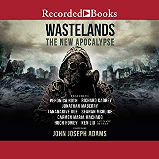 Wastelands audiobook cover art