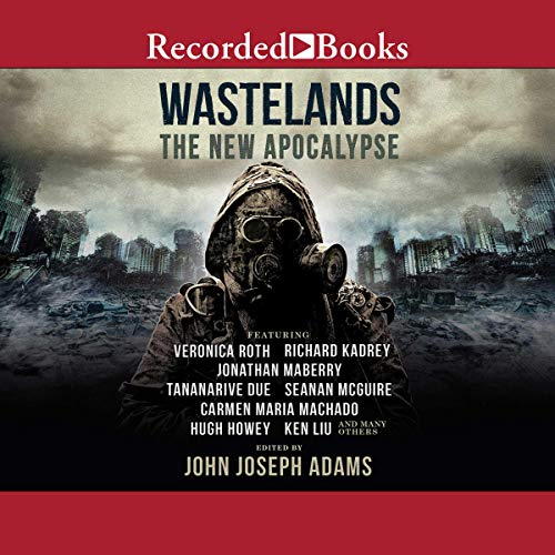 Couverture de Wastelands
