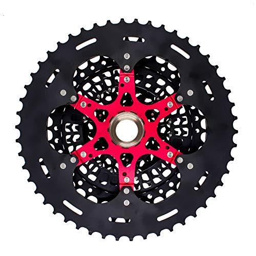 U/N RAM XD Kassette 12-Gang 9-50T MTB Fahrrad Freilauf passt für GX Eagle Kassette Wide Ratio MTB Fahrrad