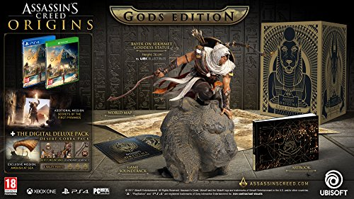 Xbox One Assassin's Creed: Origins - Gods Edition - PREOWNED