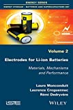 Electrodes for Li-ion Batteries: Materials, Mechanisms and Performance (Energy: Energy Storage - Batteries and Supercapacitors Set Book 2) (English Edition)