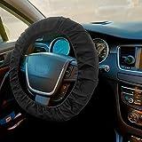 Disklok Brand Black Steering Wheel Protection Cover