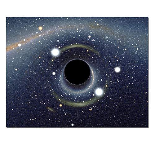 suhang Hd bedrukt canvas schilderij universum Galaxy sterrenhemel poster wandschilderijen voor woonkamer Home Decor 30x40CM NO FRAME ongeframed.