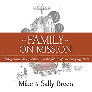 Family on Mission audiobook cover art