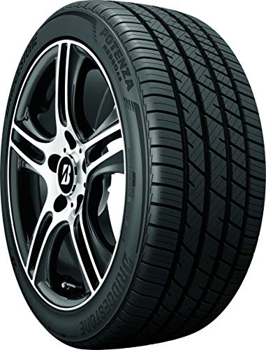 Bridgestone Potenza RE980AS All-Season Ultra-High Peformance Tire 255/40R18 99 W Extra Load