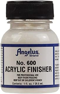 Angelus Acrylic 600 Finisher Gloss 1 Oz