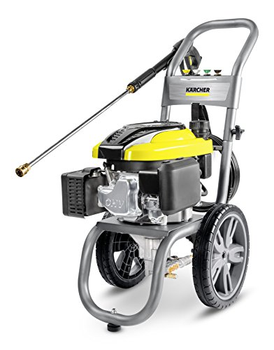 Karcher 11073830 G2700R Gas Pressure Washer, 15' x 28' x 35', Gray/Yellow