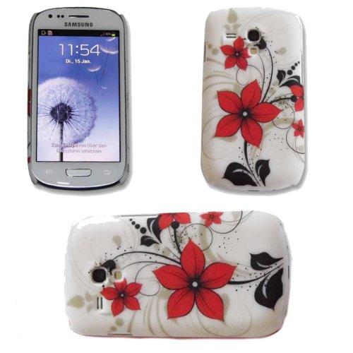 Design Back Cover No. 21 Case Handy Hülle Schale Kappe für Samsung i8190 - i8195 Galaxy S3 Mini