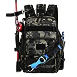 Thekuai Fishing Tackle Backpack...