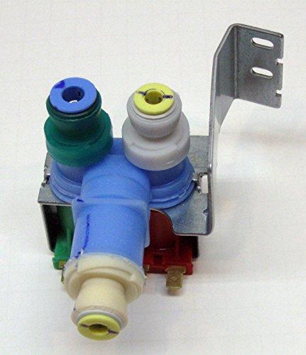 IMV708 for W10408179 Whirlpool Kitchenaid Kenmore Refrigerator Water Valve 2188746, 2205762, 2255457,