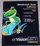 Benchmark Tests Grade 2 (California Teacher's Edition, enVision Math)
