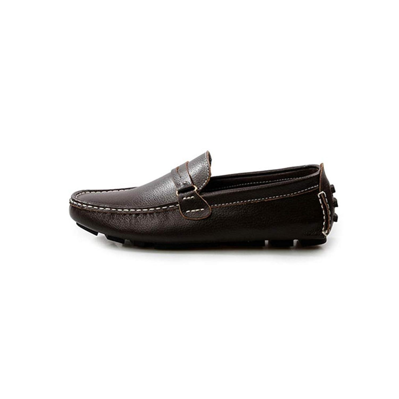 [DOUERY LTD] ドライビングシューズ 滑りにくい メンズ 春夏 スリッポン ブラック 黒 おしゃれ カジュアル 通勤 モカシン メンズ シューズ ローファー ス モカシン 靴 軽量 紳士靴
