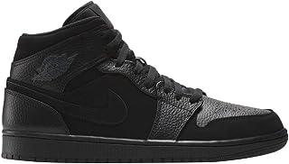 b03ece1a4f Nike Air Jordan 1 Mid, Chaussures de Fitness Homme