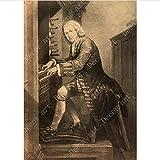 ZzSTX Johann Sebastian Bach Deutscher Musiker