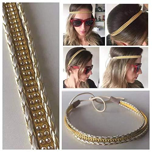Headband Tiara Perola