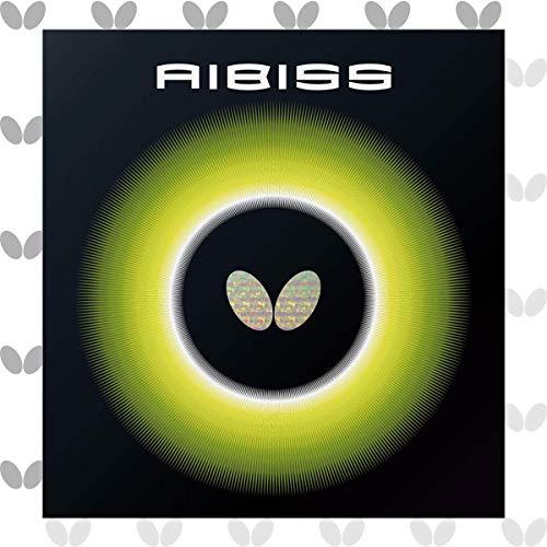 バタフライ(Butterfly) 卓球用ラバー アイビス ブラック アツ 06080
