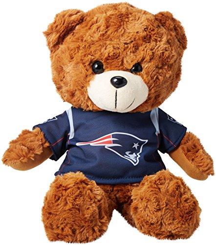 New England Patriots 2015 Large Fuzzy Uniform Bear