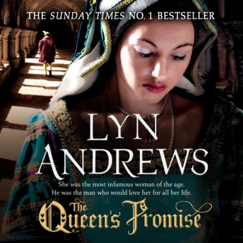 The Queen's Promise audiobook cover art