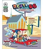 Carson Dellosa   Route 66 Book   The 66 Books of the Bible for Kids, Grades 2-5, 192pgs